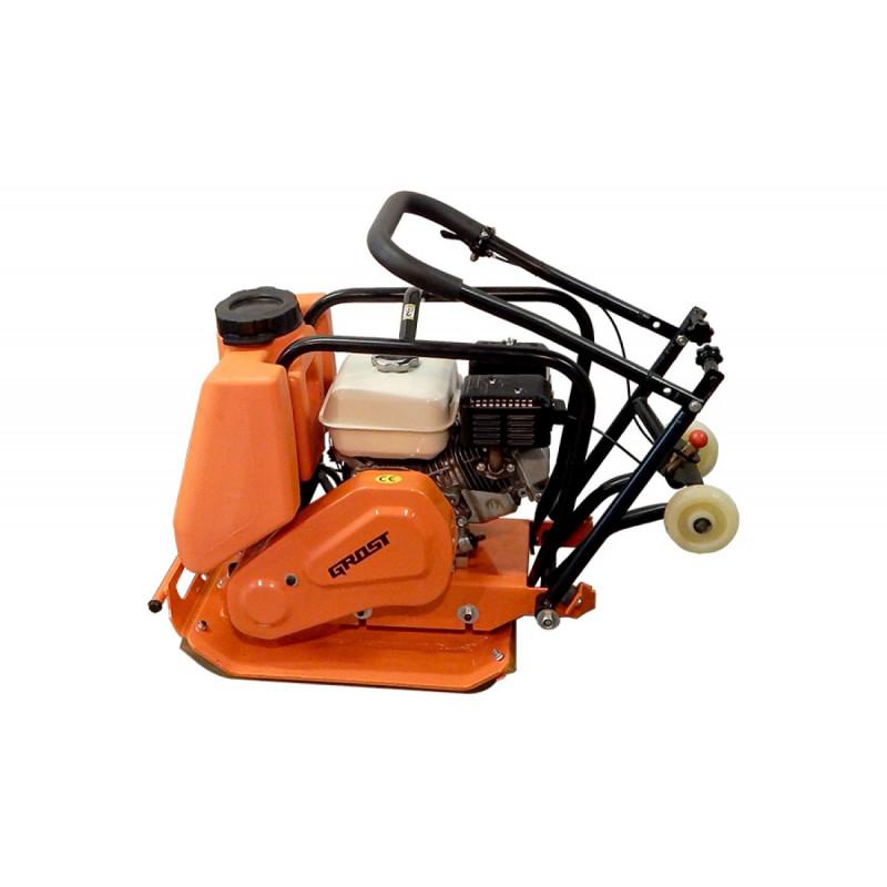 Виброплита GROST PC-2248H (120 кг)